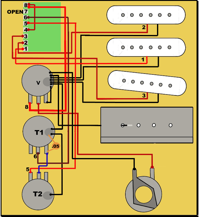 Hsh Wiring Diagram For Also Ibanez Rg Wiring Diagram On Emg Hsh